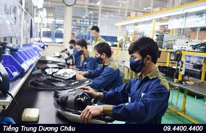 Từ vựng tiếng Trung chuyên ngành nhân