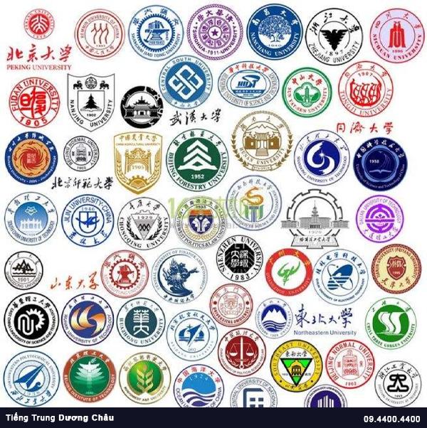 Các trường đại học ở trung quốc