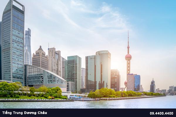 Thượng Hải – thành phố xa hoa nhất Trung Quốc