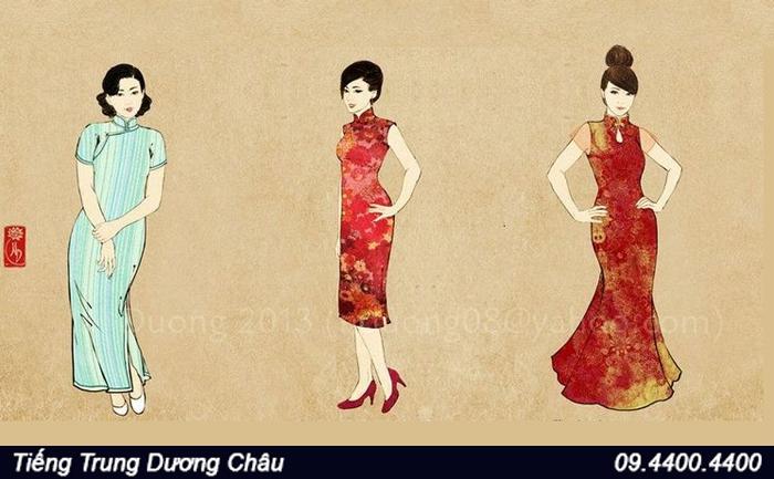 Trang phục truyền thống của Trung Quốc