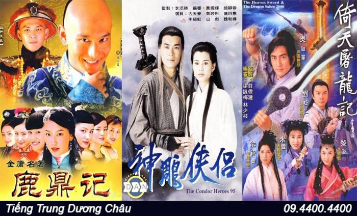 Top 10 bộ phim kiếm hiệp Kim Dung hay nhất mọi thời đại